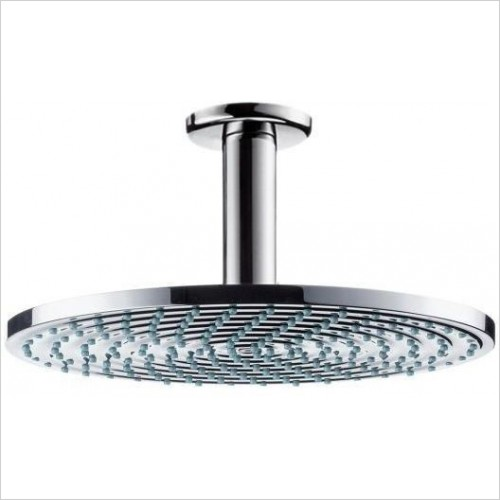 Hansgrohe Brassware - Raindance AIR Plate Overhead Shower 240mm, Ceiling