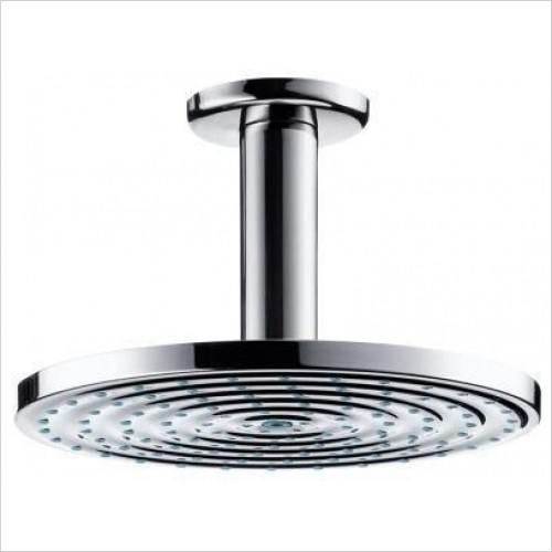 Hansgrohe Brassware - Raindance AIR Overhead Shower 180mm With Ceiling Connector