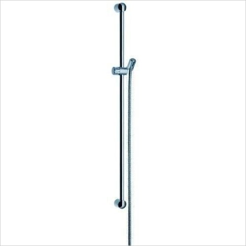 Hansgrohe Brassware - Unica S Shower Bar 0.90m