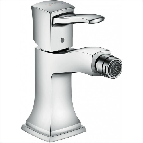 Hansgrohe Brassware - Metropol Classic Single Lever Bidet Mixer With Lever Handle
