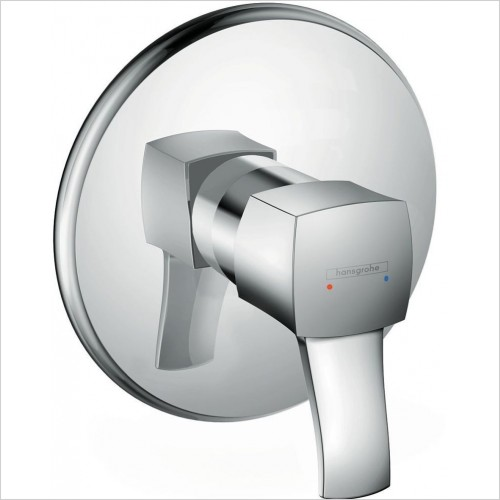 Hansgrohe Brassware - Metropol Classic Single Lever Shower Mixer