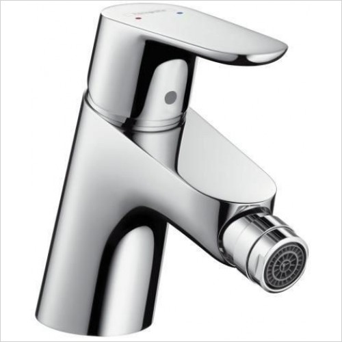 Hansgrohe Brassware - Focus E 2 Single Lever Bidet Mixer