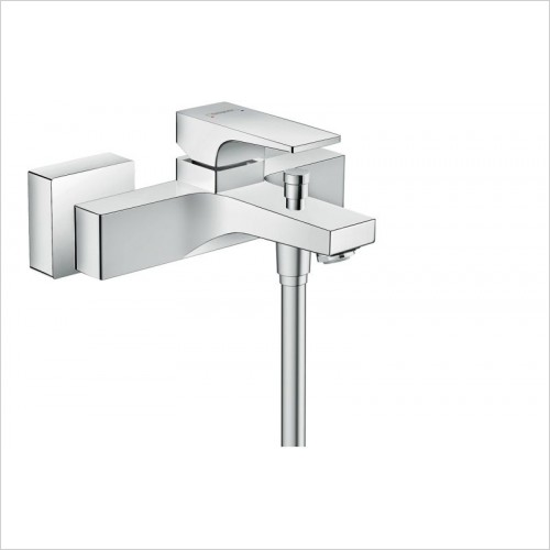 Hansgrohe Brassware - Metropol Single Lever Bath Mixer For Exposed Installation
