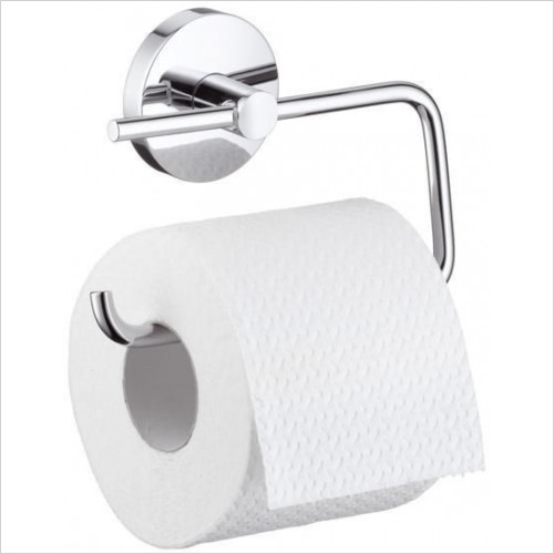 Hansgrohe Accessories - Logis Roll Holder Without Cover