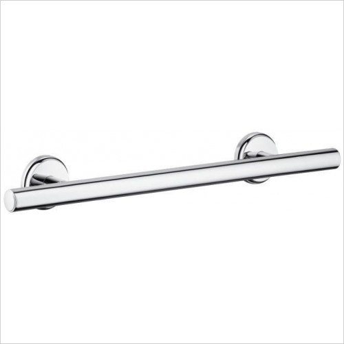 Hansgrohe Accessories - Logis Classic Grab Bar 300mm