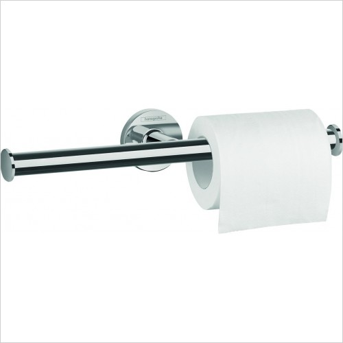 Hansgrohe Accessories - Logis E Double Spare Roll Holder