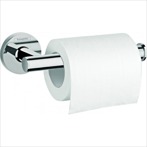 Hansgrohe Accessories - Logis Universal Roll Holder Without Cover