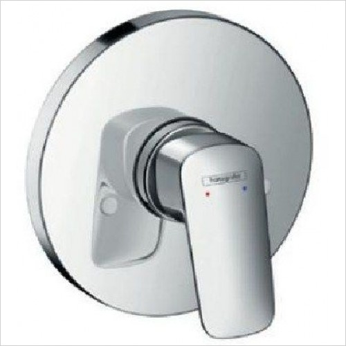 Hansgrohe Brassware - Logis Single Lever Shower Mixer For Concealed Installation