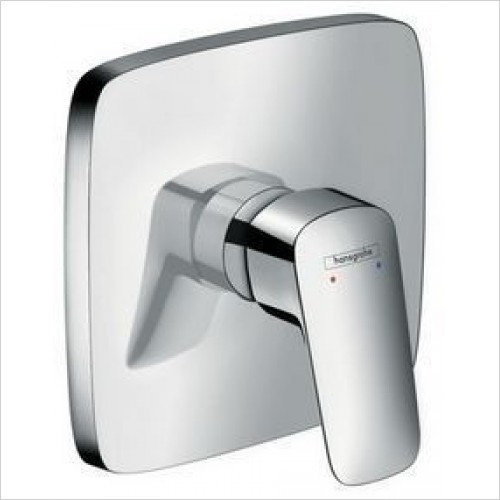 Hansgrohe Brassware - Logis Single Lever Shower Mixer UP HF BRA
