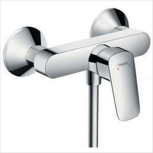 Hansgrohe Brassware - Logis Single Lever Shower Mixer For Exposed Installation