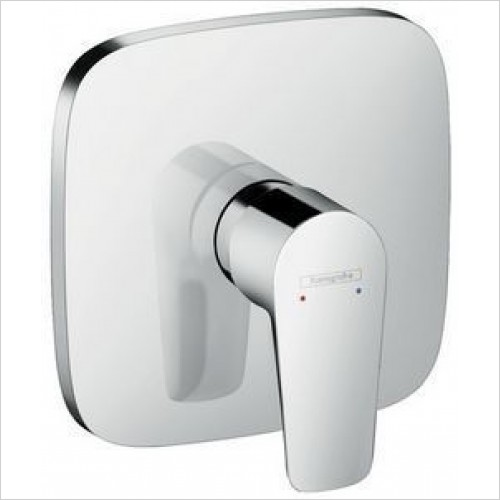 Hansgrohe Brassware - Talis E Single Lever Shower Mixer For Concealed Installation