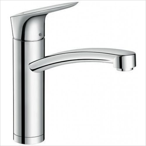 Hansgrohe Kitchen Taps - Logis Single Lever Kitchen Mixer 160
