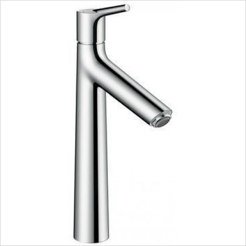 Hansgrohe Brassware - Talis S Single Lever Basin Mixer 190 Without Waste