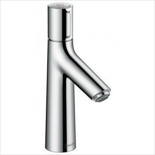 Hansgrohe Brassware - Talis Select S Single Lever Basin Mixer 100, Pop-Up Waste