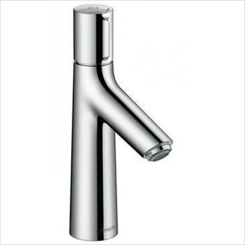 Hansgrohe Brassware - Talis Select S Single Lever Basin Mixer 100 Without Waste