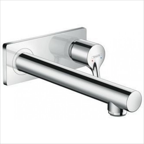 Hansgrohe Brassware - Talis S Single Lever Basin Mixer With Spout 225mm WM