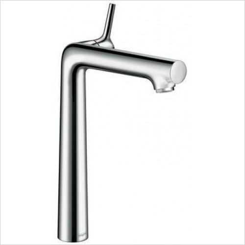 Hansgrohe Brassware - Talis S Single Lever Basin Mixer 250 Without Waste