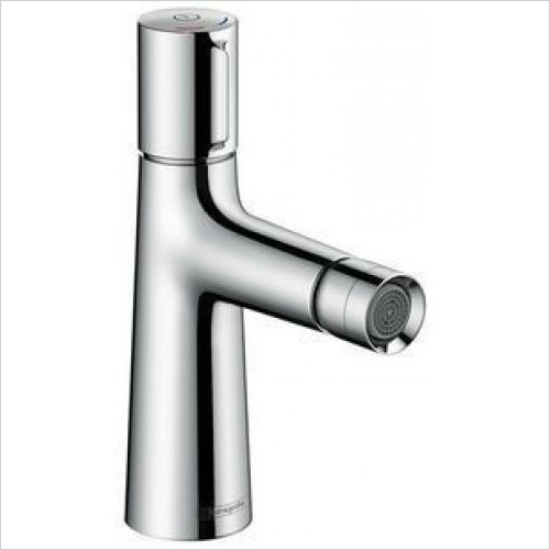 Hansgrohe Brassware - Talis Select S Single Lever Bidet Mixer, Pop-Up Waste