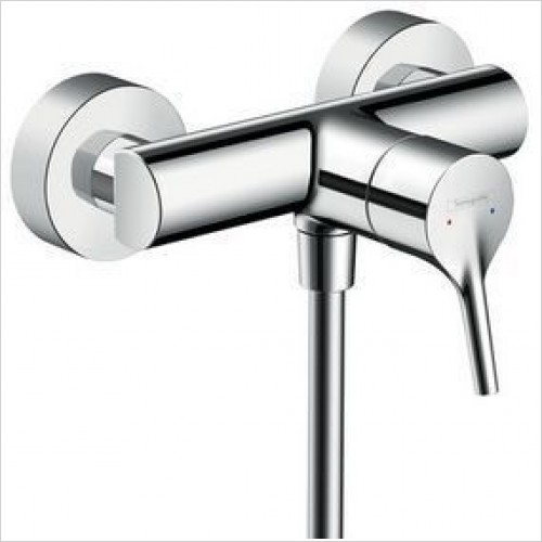 Hansgrohe Brassware - Talis S Single Lever Shower Mixer For Exposed Installation