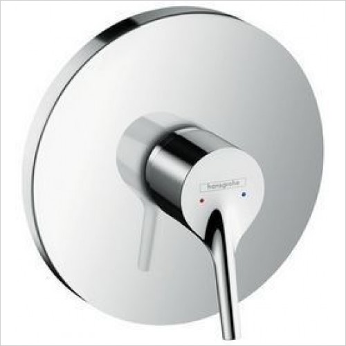 Hansgrohe Brassware - Talis S Single Lever Shower Mixer For Concealed Installation