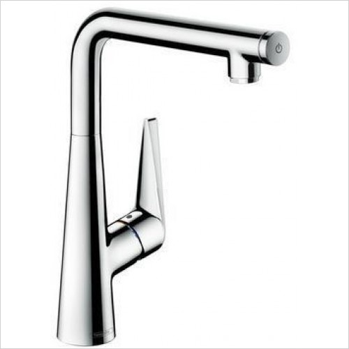 Hansgrohe Brassware - Talis Select S Kitchen Mixer 300 Swivel Spout