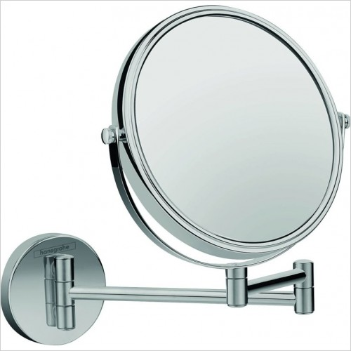 Hansgrohe Accessories - Logis E Shaving Mirror Without Light