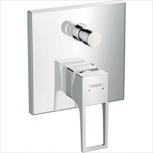 Hansgrohe Brassware - Metropol Single Lever Bath Mixer For Concealed Installation