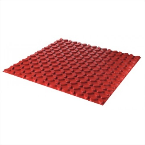 Warmup Accessories - DCM-Pro Undertile Heating Mat 1m² Sheet