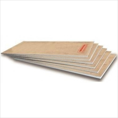 Warmup Accessories - Insulation Board 6mm, 0.75m² Per Board, Price Per Board