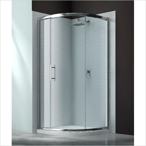 Merlyn Shower enclosures - 6 Series 1 Door Quad 900mm