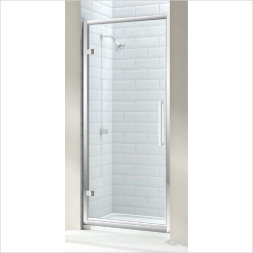 Merlyn Shower enclosures - 8 Series Hinge Door 700mm