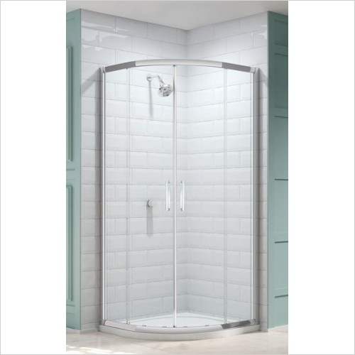 Merlyn Shower enclosures - 8 Series 2 Door Quad 1000mm