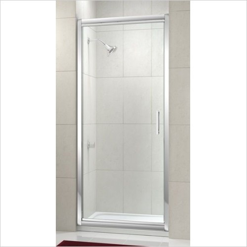Merlyn Shower enclosures - 8 Series Infold Door 1000mm