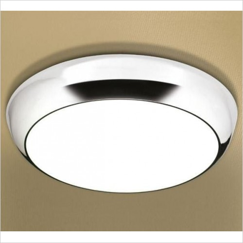 Hib Lighting - Kinetic LED Ceiling Light Ø33cm x D10cm