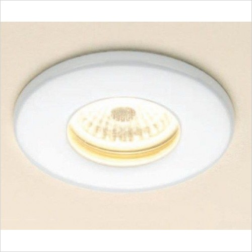 Hib Lighting - Fire Rated LED Showerlight Ø8.5cm x 0.7cm
