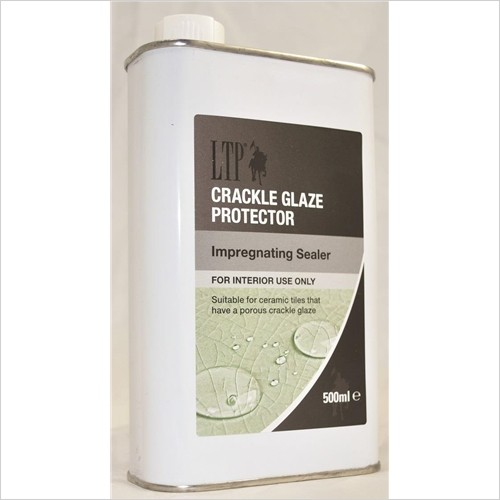 LTP - Ltp Crackle Glaze Sealer (500 ml)