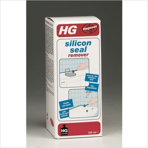 Hagesan Blue - HG Silicone Seal Remover 100ml