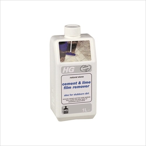 Hagesan Blue - Hg Mble Cement & Lime Remover 1Ltr