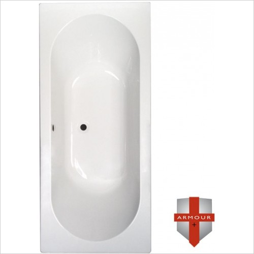 Abacus Baths - Ben de Lisi Double Ended Bath 1700 x 750mm