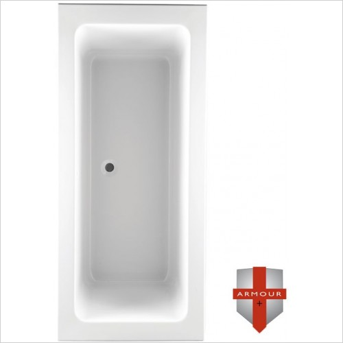 Abacus Baths - Ben de Lisi Square Bath 1700 x 800mm