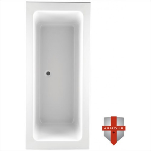 Abacus Baths - Ben de Lisi Square Bath 1800 x 800mm