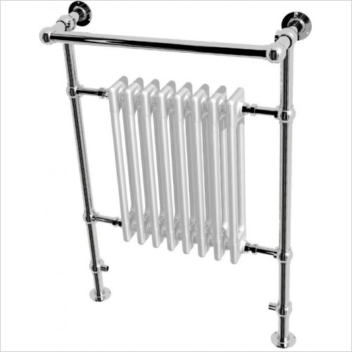 Abacus radiator - Elegance Sovereign Towel Warmer 940 x 674mm