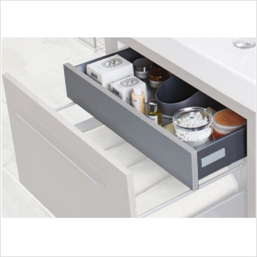 Abacus Furniture - Internal Drawer Unit For Pure Vanity 600mm