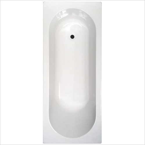 Abacus Baths - Vessini Single Ended Bath 1700 x 750mm