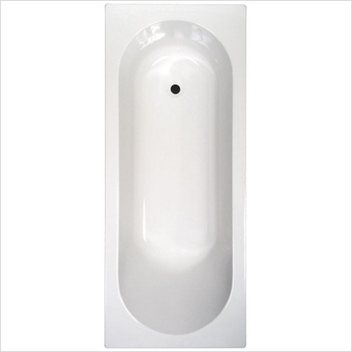 Abacus Baths - Vessini Single Ended Bath 1800 x 800mm