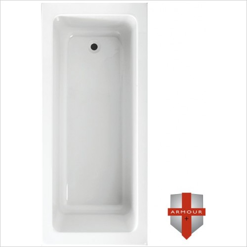 Abacus Baths - Series 2 Square Bath 1700 x 750mm