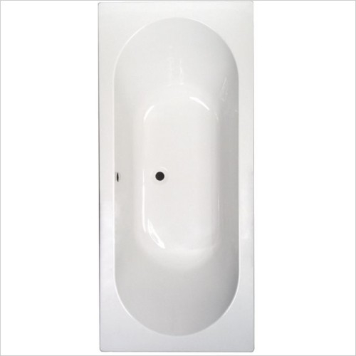 Abacus Baths - Vessini Double Ended Bath 1700 x 750mm