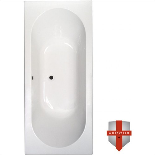 Abacus Baths - Series 1 Double Ended Bath 1700 x 750mm
