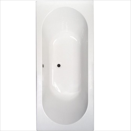 Abacus Baths - Vessini Double Ended Bath 1800 x 800mm