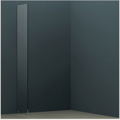Abacus Wetroom Panels - X Series Glass Panel 290mm